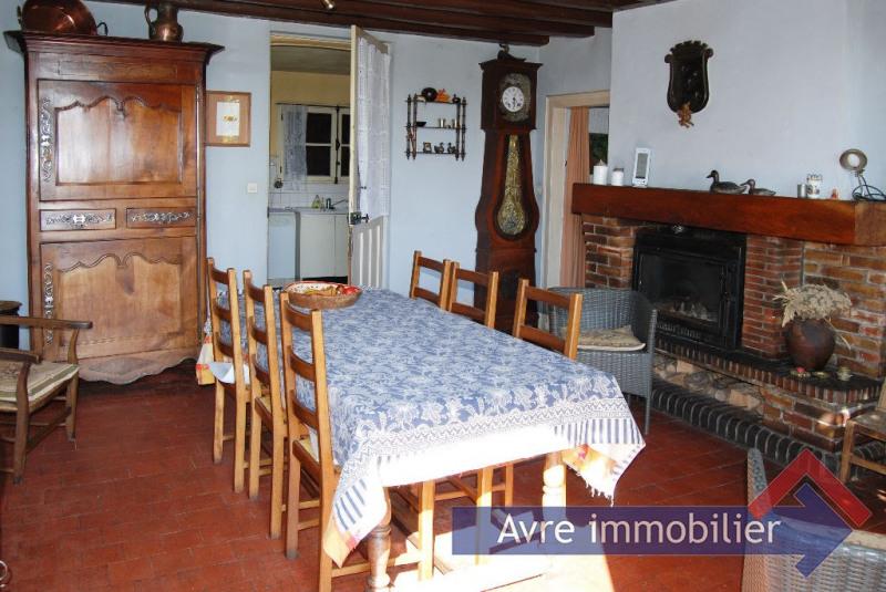 Vente maison / villa Verneuil d'avre et d'iton 153000€ - Photo 2