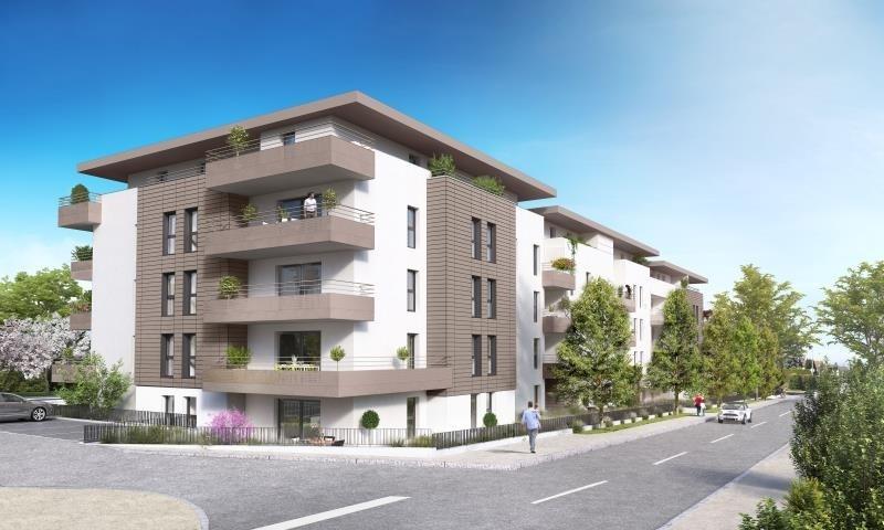 Sale apartment La roche sur foron 395000€ - Picture 3