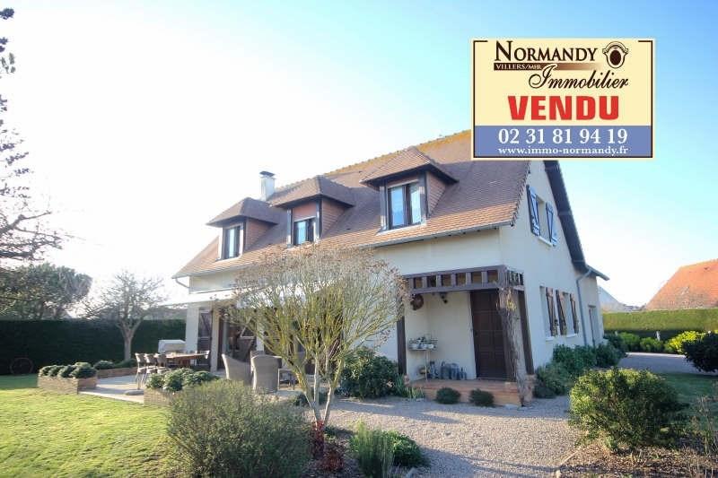 Sale house / villa Villers sur mer 525000€ - Picture 1