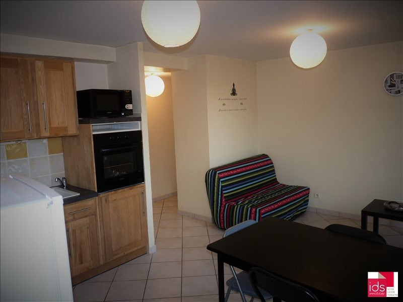 Vente appartement Allevard 69 000€ - Photo 2