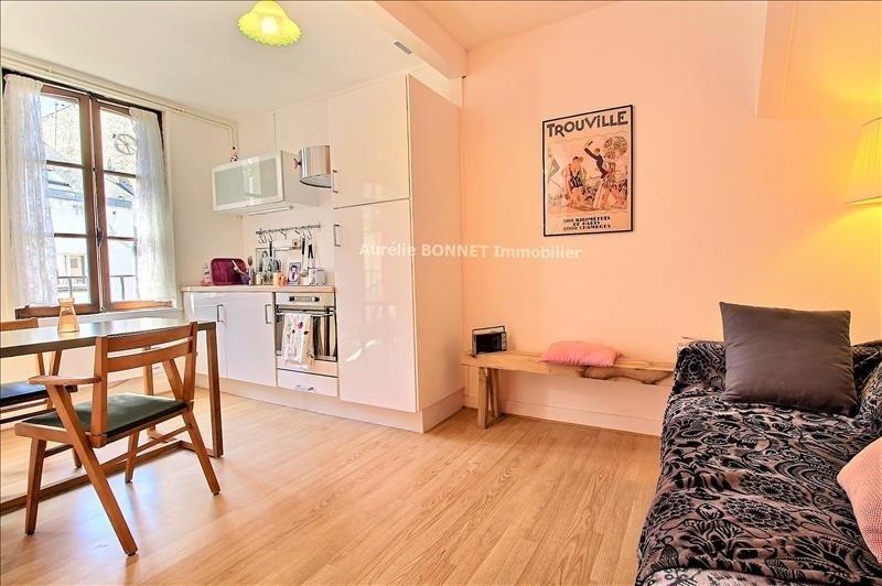 Sale apartment Trouville sur mer 135000€ - Picture 4