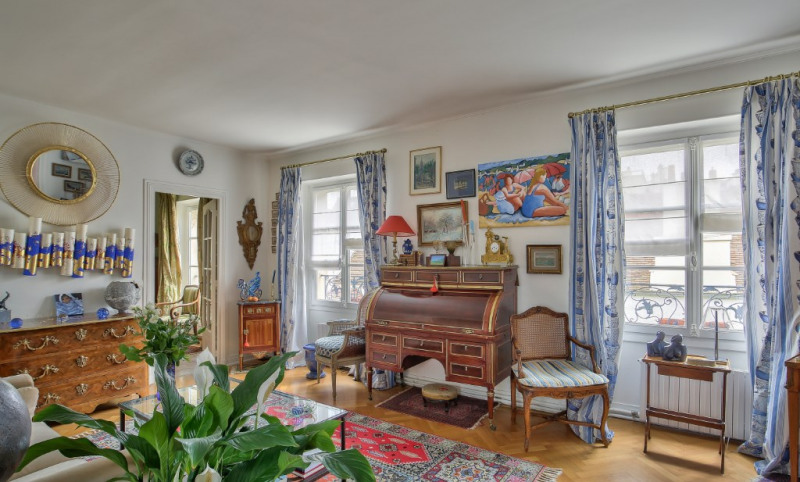 Deluxe sale apartment Saint germain en laye 1 180 000€ - Picture 1