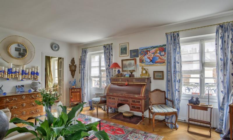 Deluxe sale apartment Saint germain en laye 1180000€ - Picture 1