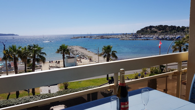 Vacation rental apartment Cavalaire sur mer 500€ - Picture 1