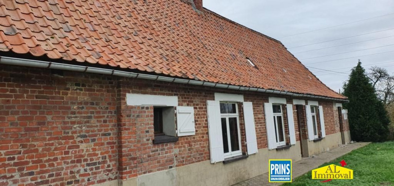 Vente maison / villa Aire sur la lys 89000€ - Photo 2