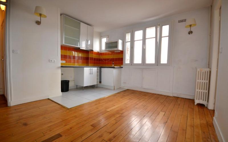 Rental apartment Boulogne billancourt 990€ CC - Picture 1