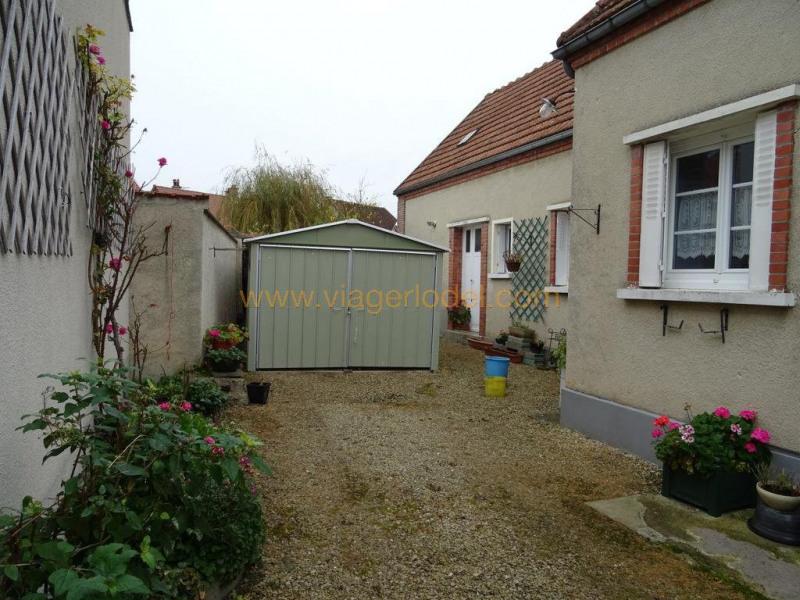 Vendita nell' vitalizio di vita casa Conflans-sur-seine 30200€ - Fotografia 6