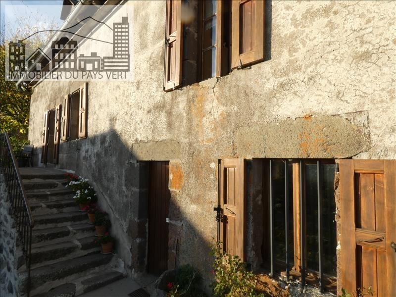 Vente maison / villa Thiezac 137800€ - Photo 2