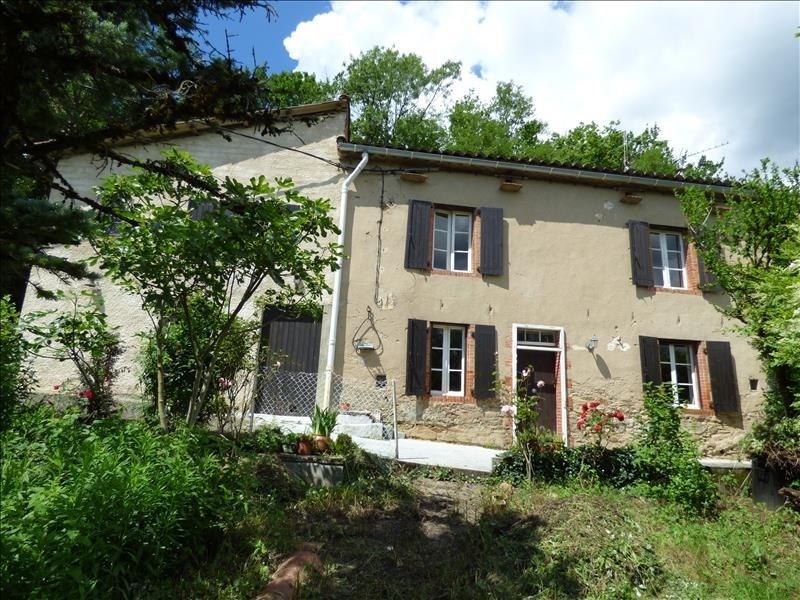 Vente maison / villa Proche mazamet 89000€ - Photo 1