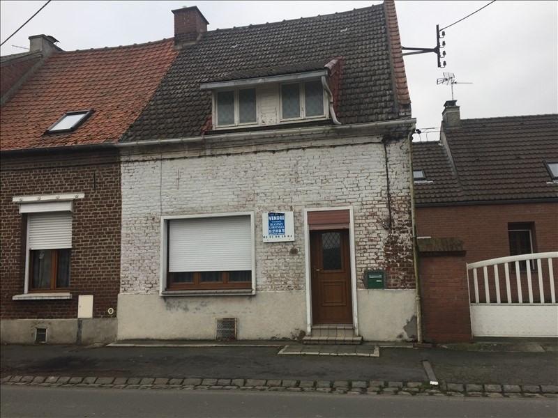 Sale house / villa Monchecourt 58000€ - Picture 1