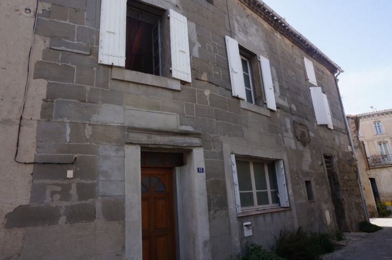 Produit d'investissement immeuble Bram 74000€ - Photo 3