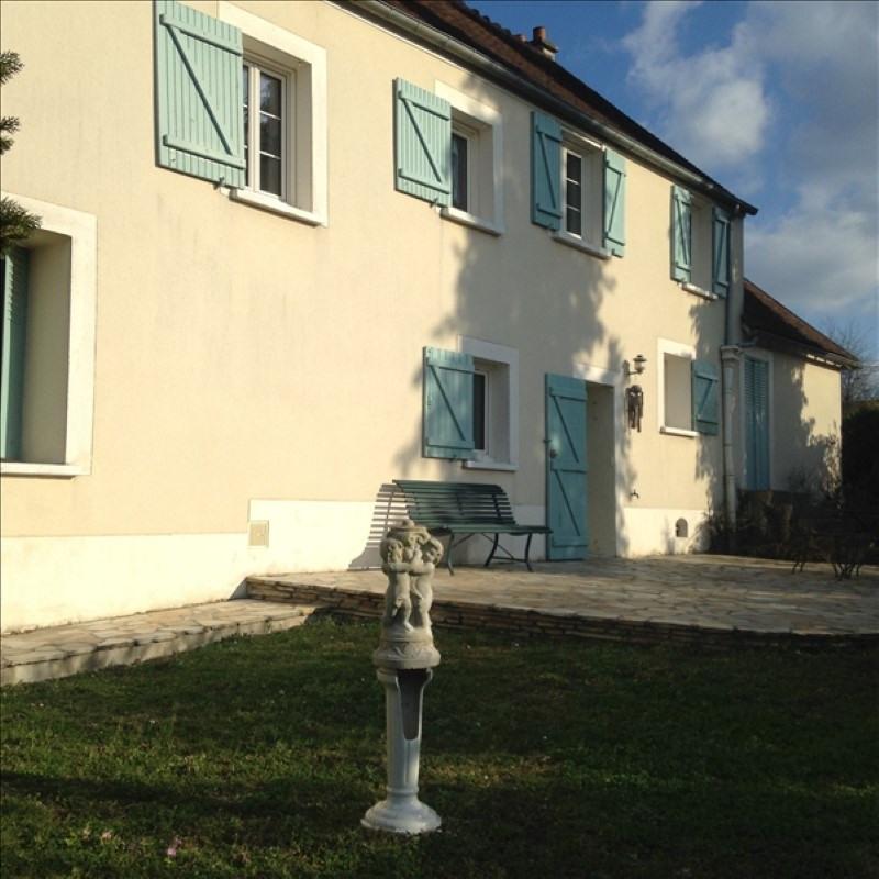 Investment property house / villa Nanteuil les meaux 372000€ - Picture 1