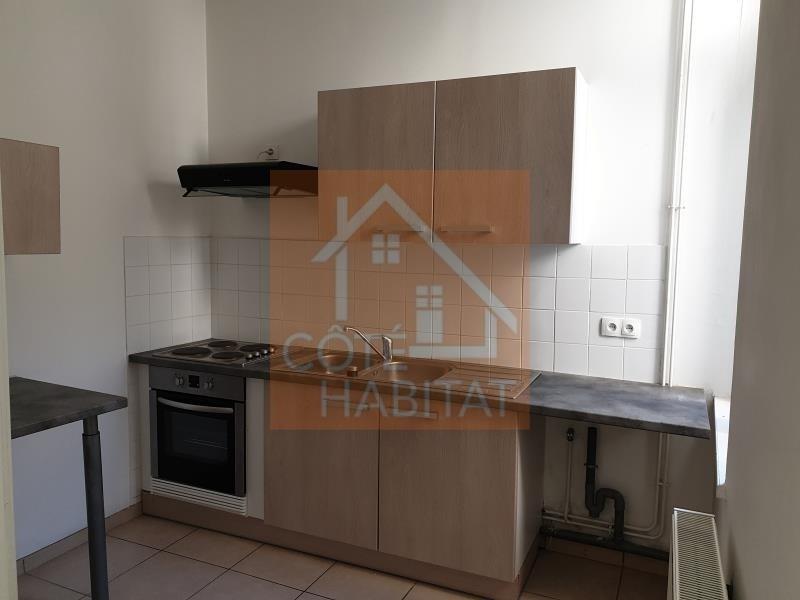 Rental apartment Avesnes sur helpe 460€ CC - Picture 1