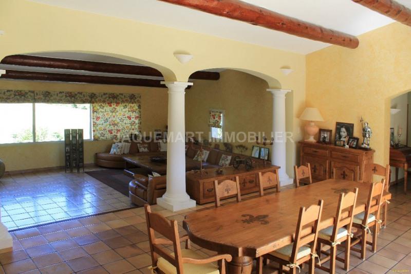 Deluxe sale house / villa Rognes 989000€ - Picture 9