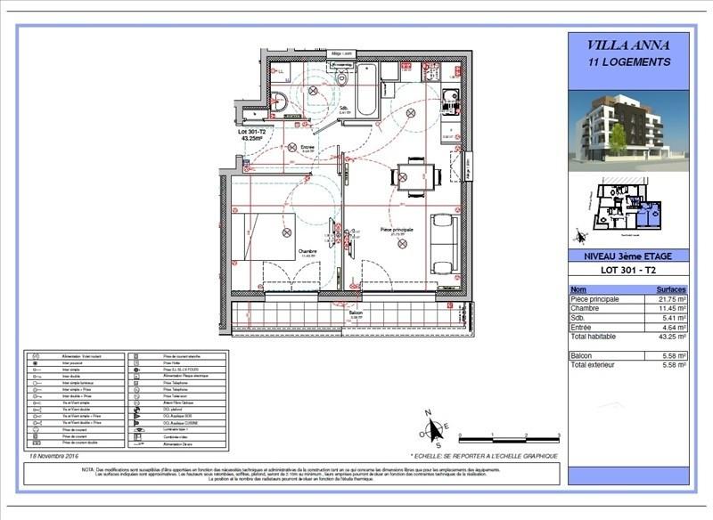 Vente appartement Villemomble 275000€ - Photo 3