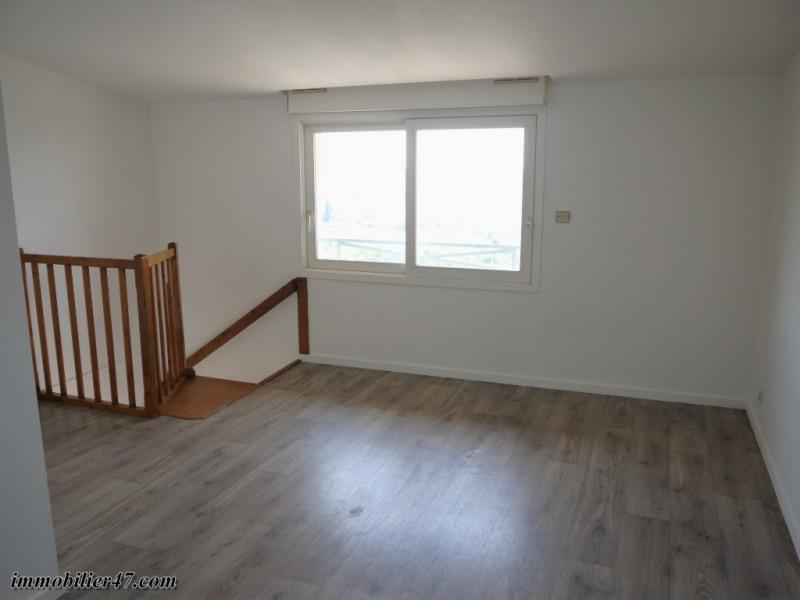 Verhuren  appartement Montpezat 315€ CC - Foto 6
