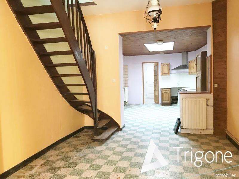 Vente maison / villa Armentieres 93000€ - Photo 2