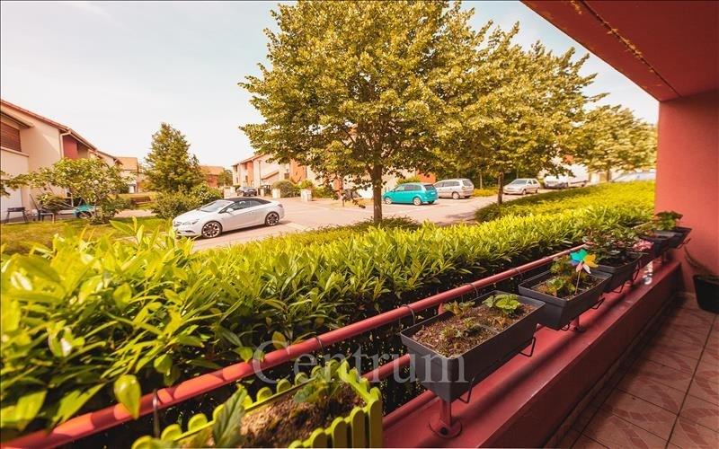 Verkoop  appartement Metz 149000€ - Foto 6