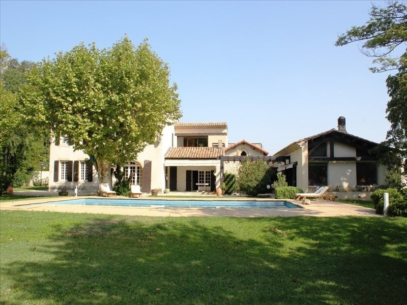 Sale house / villa Montfavet 540 000€ - Picture 3