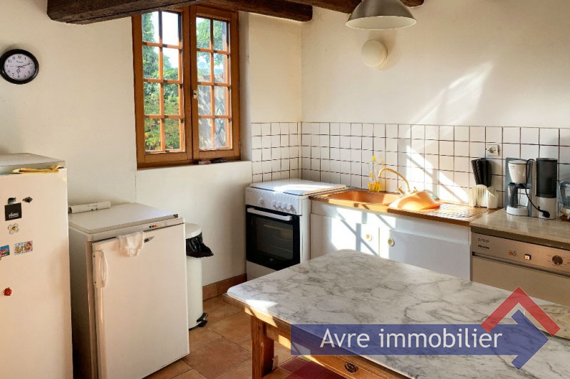 Vente maison / villa Verneuil d'avre et d'iton 123000€ - Photo 2
