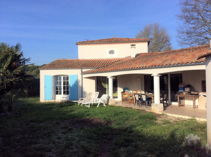 Vente maison / villa Breuillet 409690€ - Photo 1