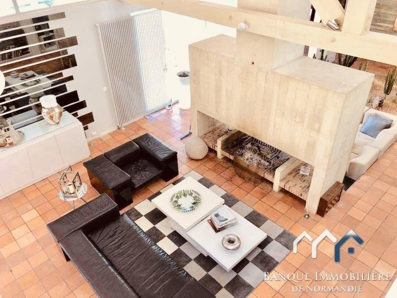Deluxe sale house / villa Deauville 698000€ - Picture 4