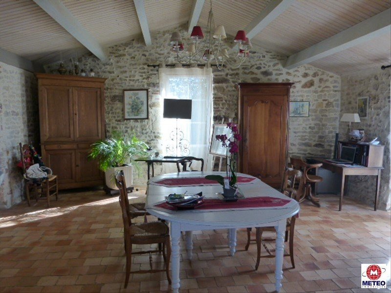 Sale house / villa Le bernard 422000€ - Picture 4
