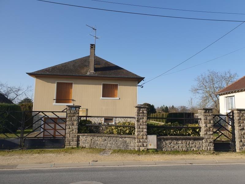 Rental house / villa Aubigny sur nere 590€ CC - Picture 3