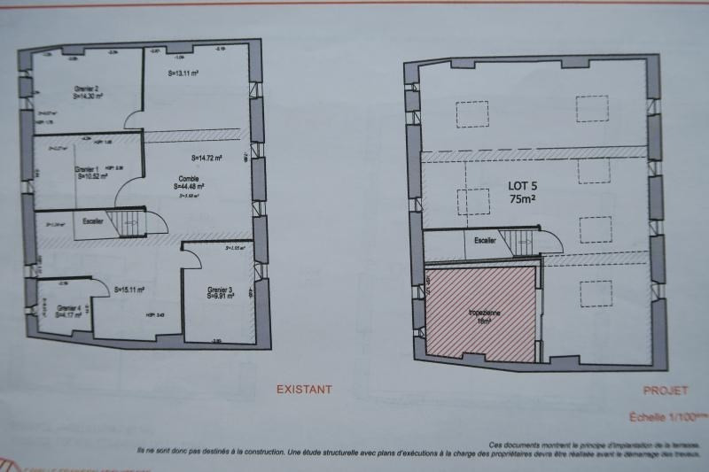 Vente appartement St genest malifaux 45 000€ - Photo 2