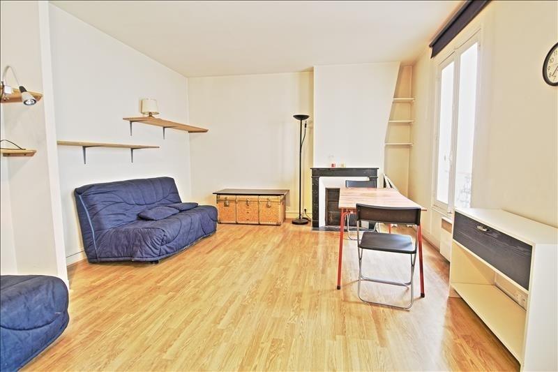Rental apartment Paris 11ème 900€ CC - Picture 2