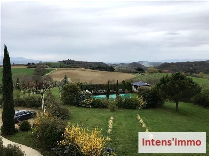 Vente maison / villa Genissieux 550000€ - Photo 2