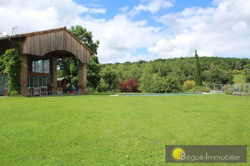 Deluxe sale house / villa 15 mns pibrac 730000€ - Picture 5