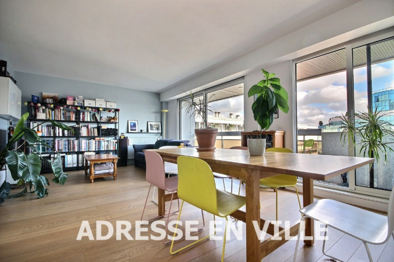 Verkoop  appartement Levallois perret 755000€ - Foto 4