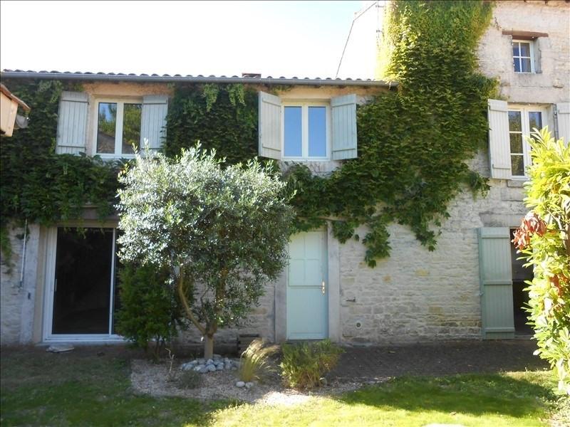 Vente maison / villa Frontenay rohan rohan 149810€ - Photo 1