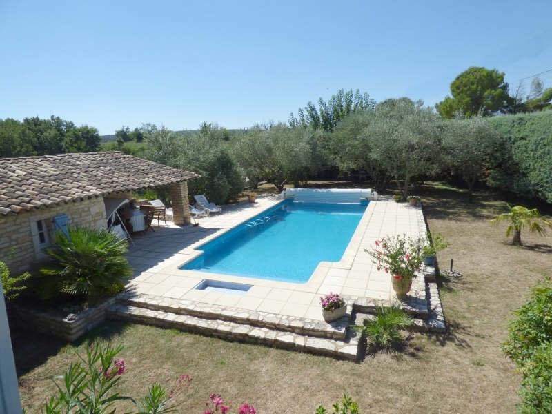 Verkoop van prestige  huis Goudargues 579000€ - Foto 4