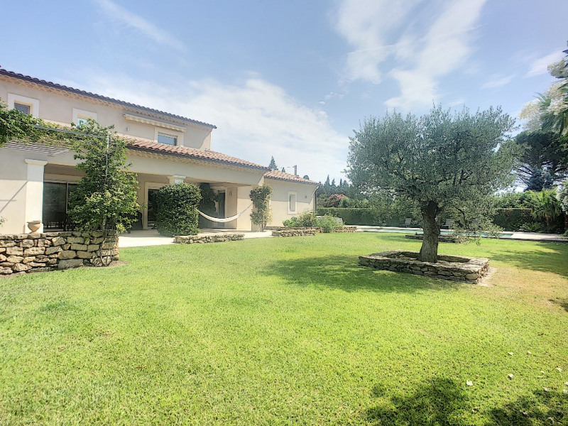 Deluxe sale house / villa Barbentane 730 000€ - Picture 1