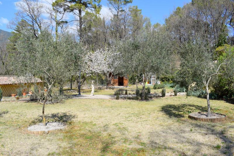 Deluxe sale house / villa Fayence 560000€ - Picture 7
