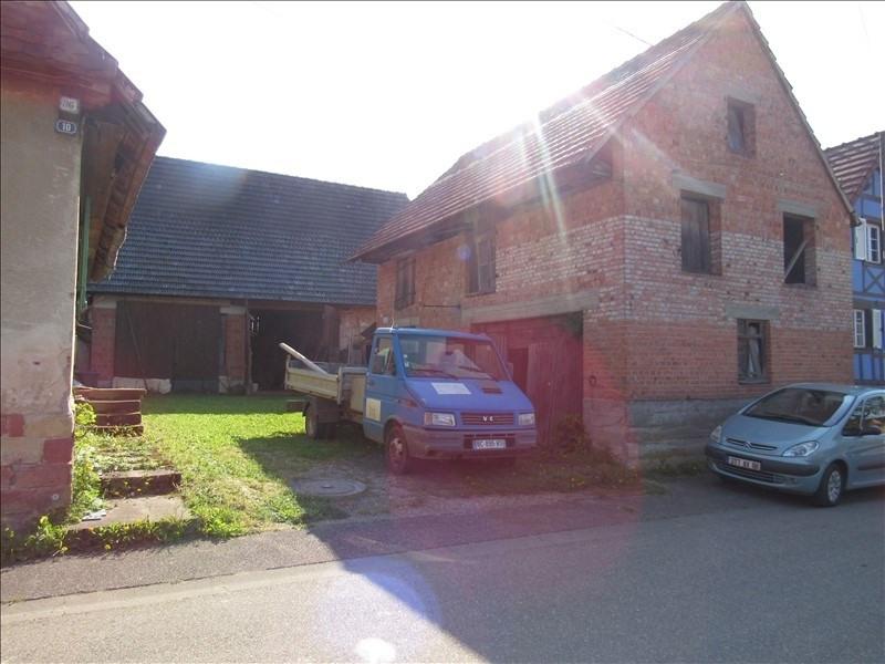 Sale house / villa Wissembourg 93000€ - Picture 2