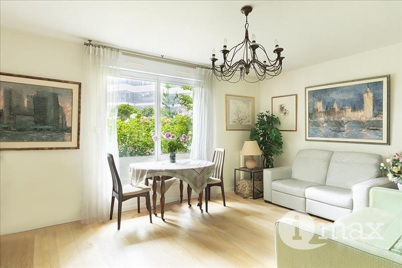 Sale apartment Levallois perret 475000€ - Picture 1