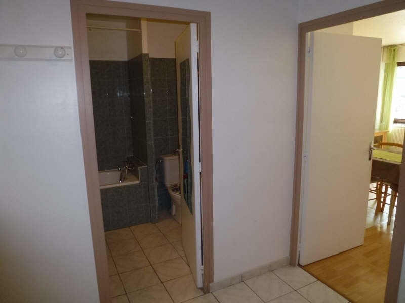 Verkoop  appartement Chambery 98000€ - Foto 4