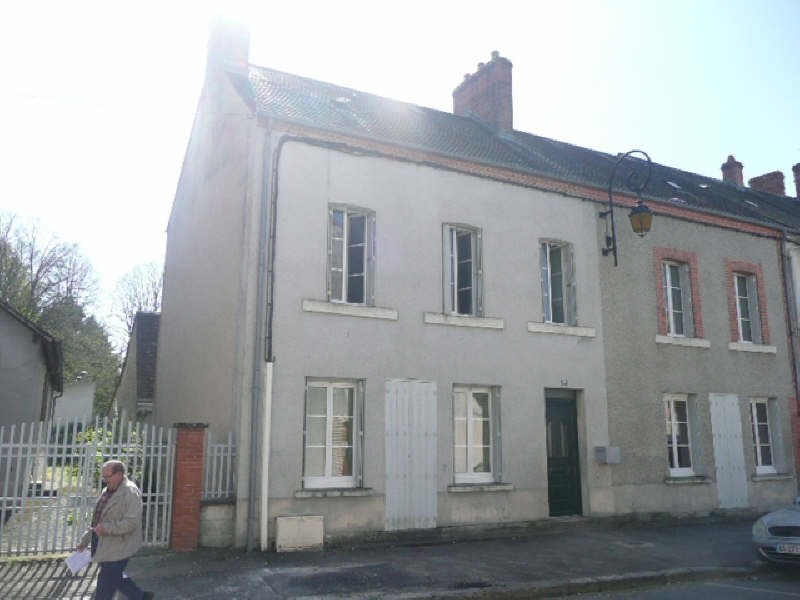 Vente maison / villa La chapelle d'angillon 83 000€ - Photo 1