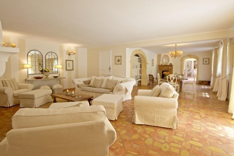 Venta de prestigio  casa Vernegues 1320000€ - Fotografía 9