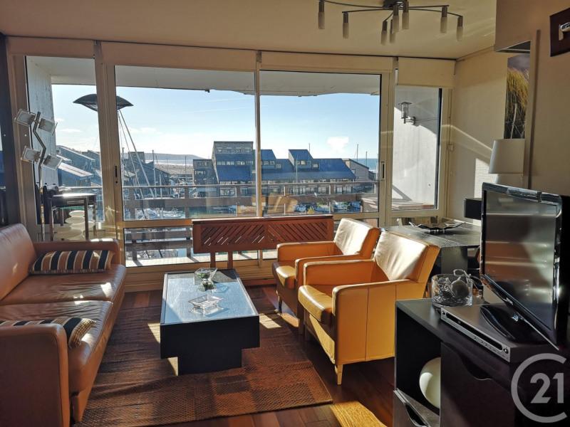 Verkoop  appartement Deauville 280000€ - Foto 3