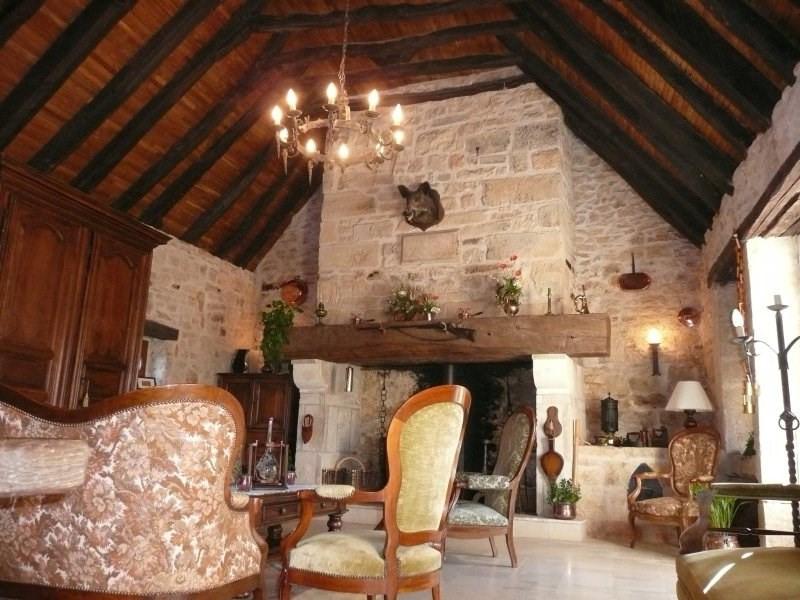 Sale house / villa Azerat 425250€ - Picture 3