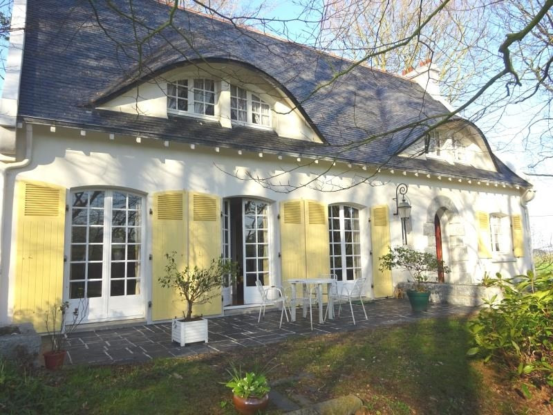 Sale house / villa Treglonou 190000€ - Picture 1