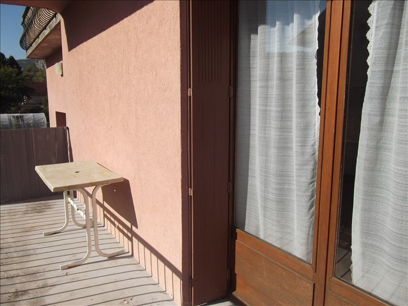 Vente appartement Yenne 110000€ - Photo 1