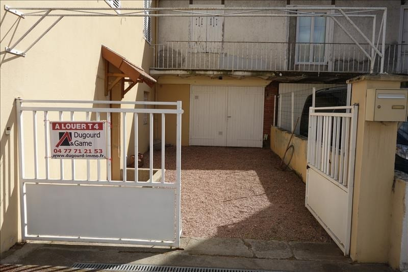 Location maison / villa St andre d apchon 550€ CC - Photo 8