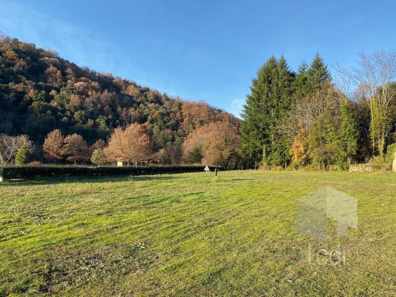 Vente terrain Vals-les-bains 78000€ - Photo 1