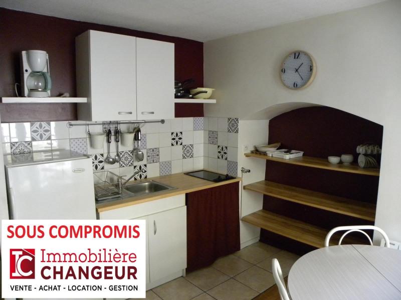 Revenda apartamento Voiron 44000€ - Fotografia 1