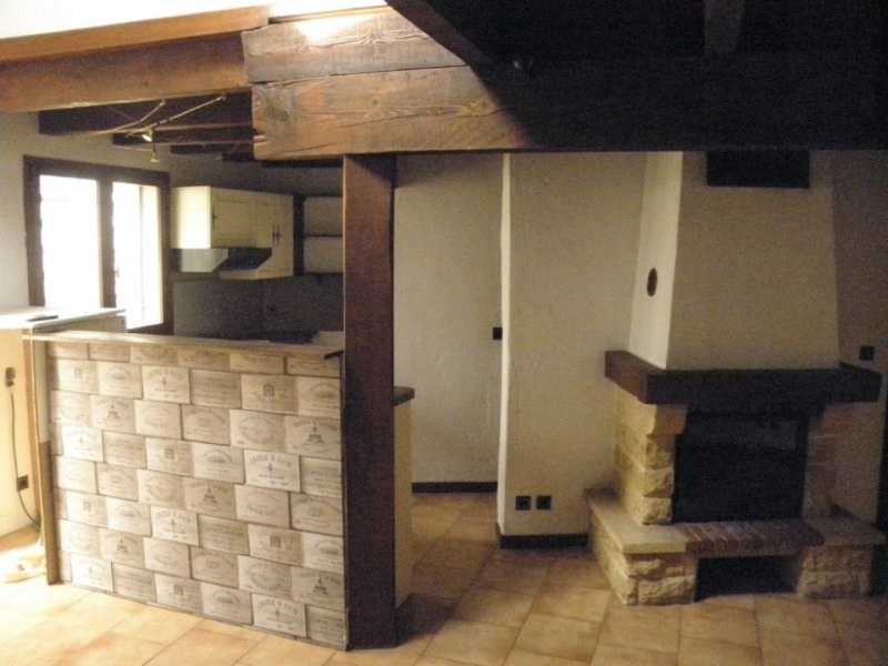 Rental house / villa Fontvieille 750€ CC - Picture 1